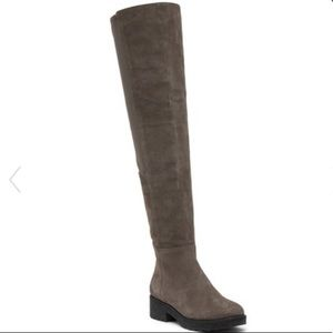 New Eileen Fisher Loft OTK Boots 7